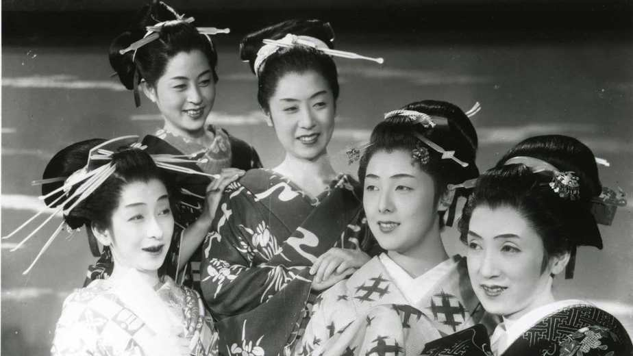Utamaro Y Sus Cinco Mujeres (Kenji Mizoguchi, 1946)