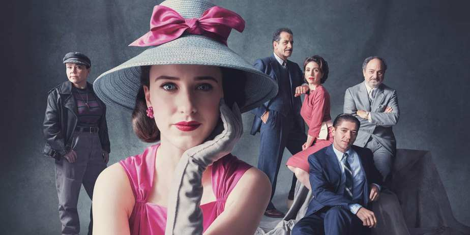 The Marvelous Mrs Maisel – Temporadas 1,2,3