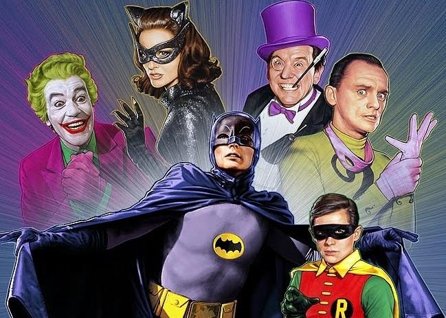 #Diariocinéfilo – Batman & Adam West