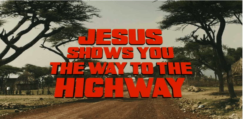 #Postbafici 2021 – Jesus Shows You The Way To The Highway
