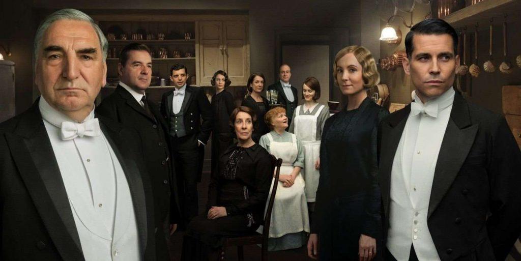 Downton Abbey Movie Servants