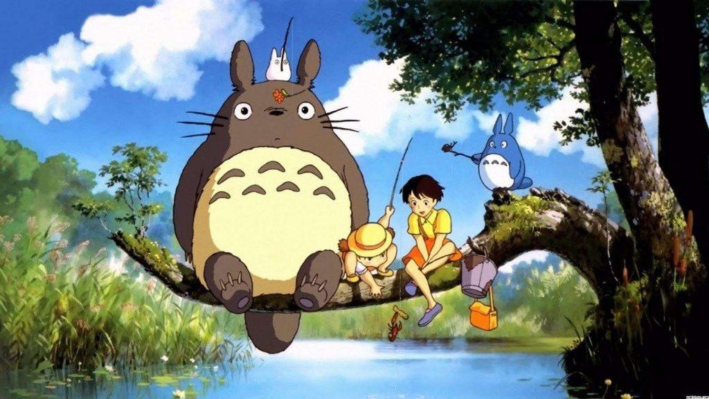 Mi Vecino Totoro 1