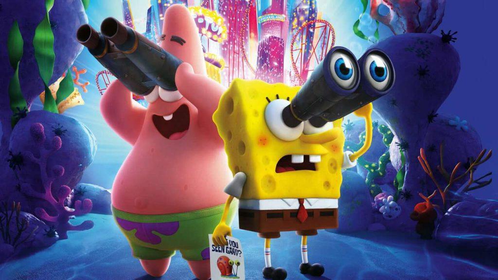 Spongebob Movie Sponge On The Run Llegara A Netflix Internacionalmente