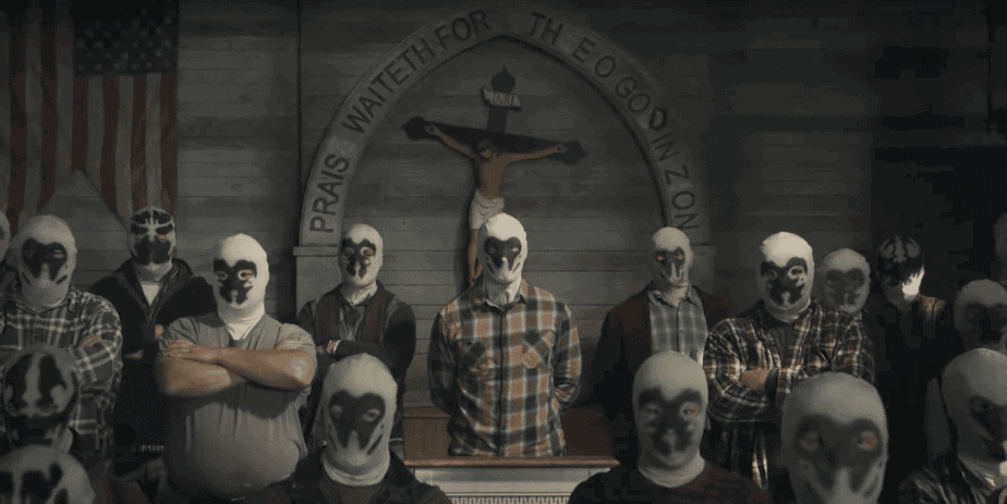 Watchmen (parte II)