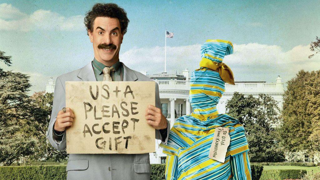Borat Subsequent Moviefilm Wallpaper