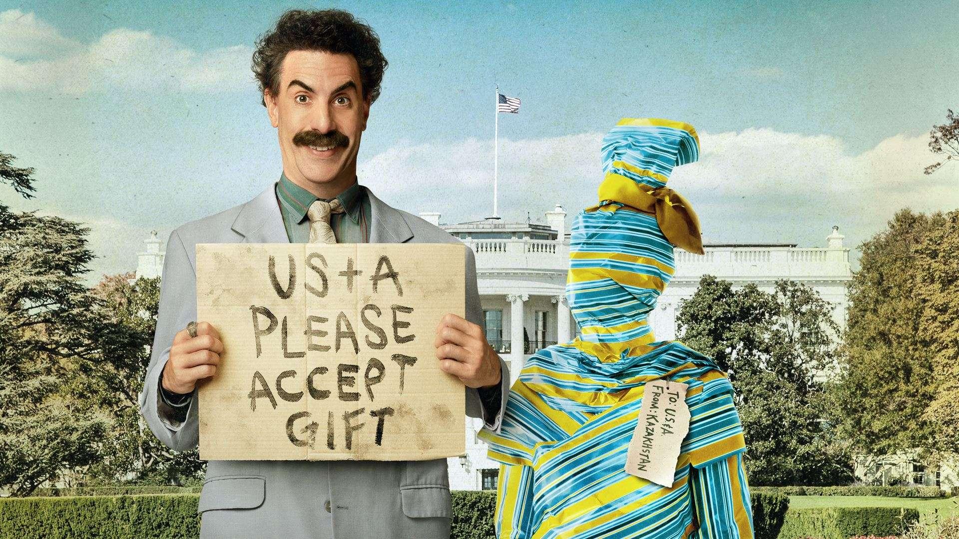 Borat: Subsequent Movie Film