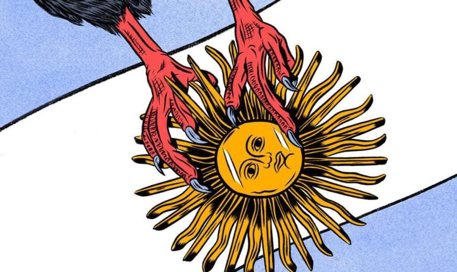 Buitres, La Cara Salvaje Del Capitalismo