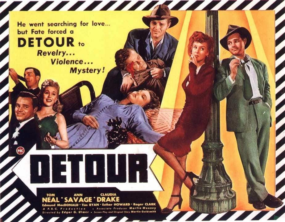 El Desvío (Edgar Ulmer, 1945)
