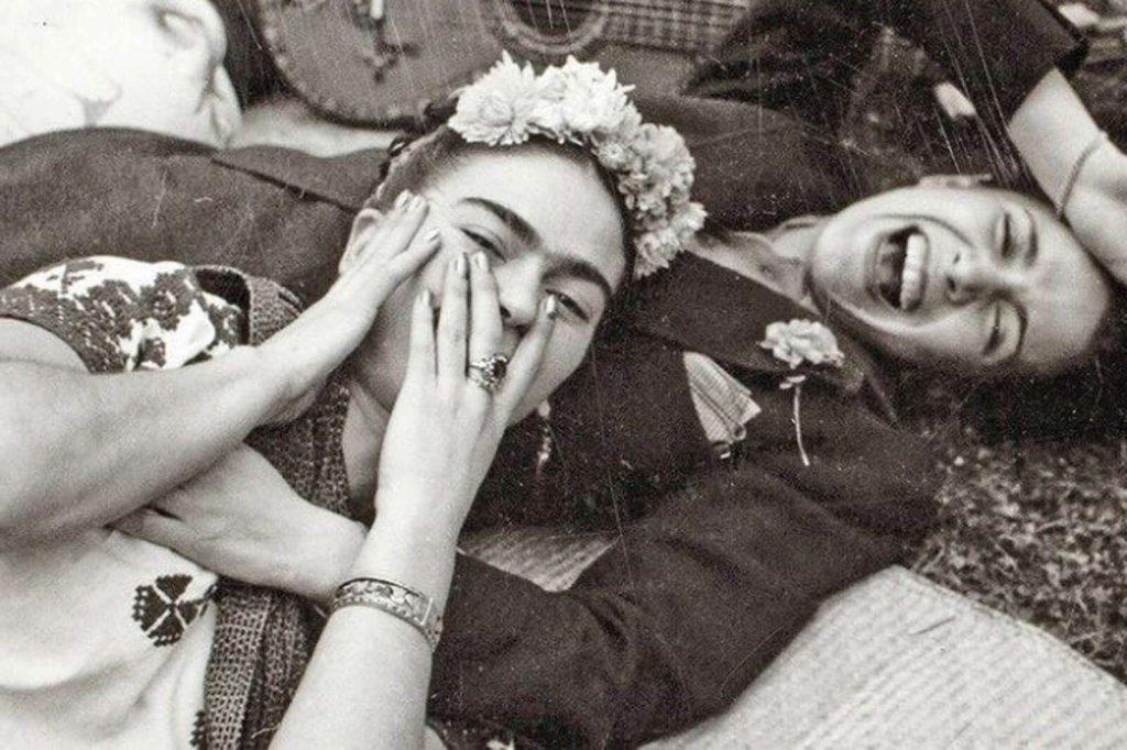 Frida Kahlo Chavela Vargas 10 X 15 1