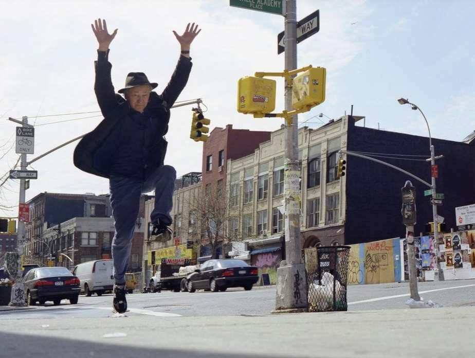 Jonas Mekas 001 Street Dance