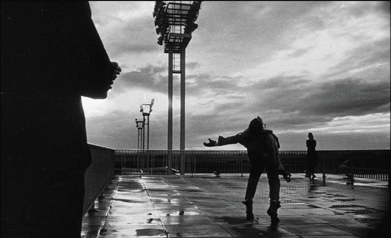La Jeteé (Chris Marker, 1962)