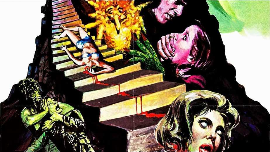 Tower Of Evil (Jim O'Connolly, 1972)