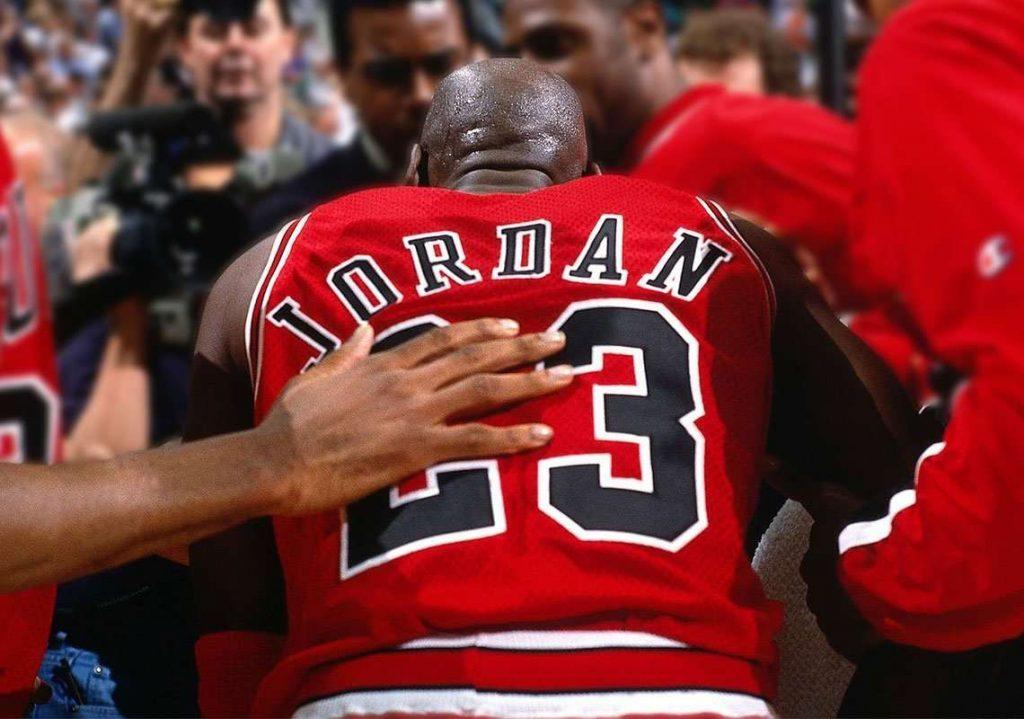 Michael Jordan The Last Dance Espn Documentary