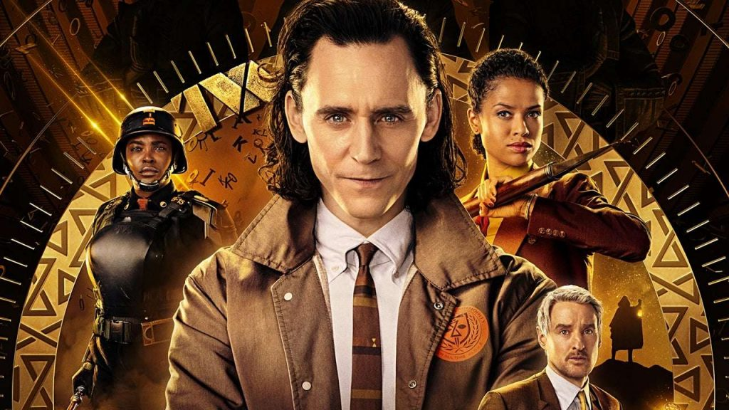 New Loki Poster Shows Off The Series Characters Including A S57X