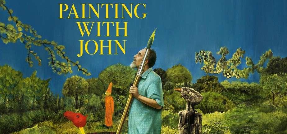 Pintando Con John