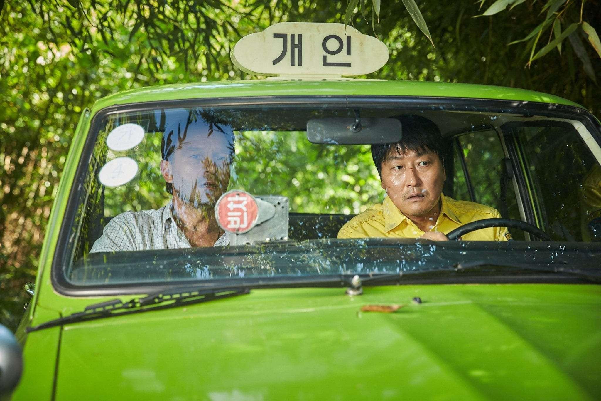 Festival Han Cine 2020: A Taxi Driver