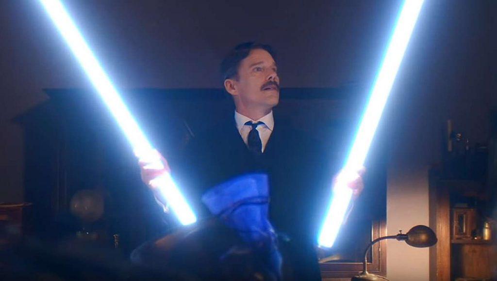 Tesla Ethan Hawke Ifc Films