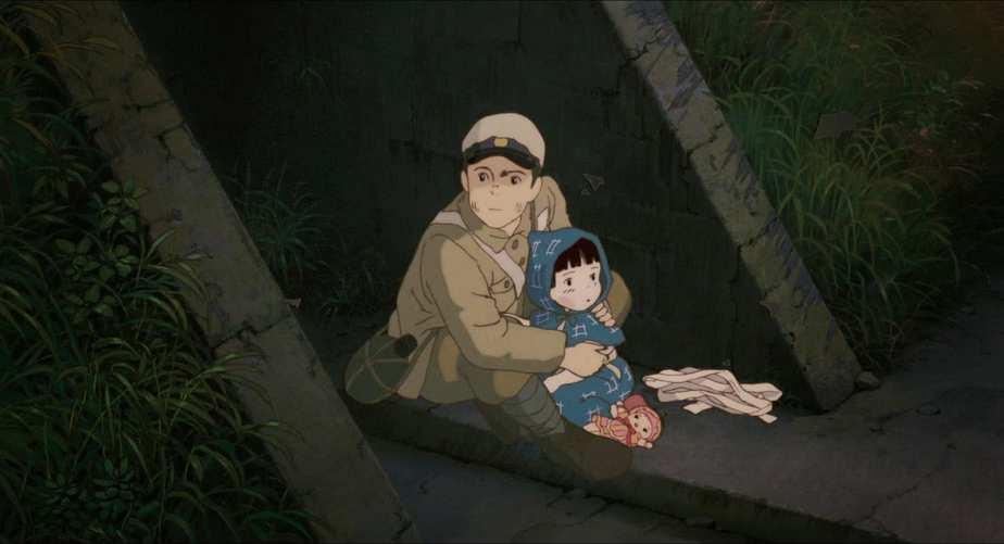 La Tumba De Las Luciérnagas (Isao Takahata, 1988)